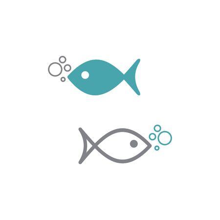 Set of two vector icons. Flat design Monochrome 版權商用圖片 - 124718601