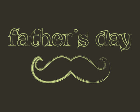 father  s day: Father s day greeting template.