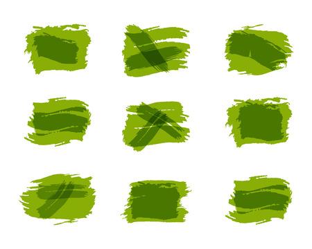 수채화, 잉크, 스플래쉬 견적 빈 템플릿입니다. 견적 거품. 빈 템플릿. 추상 명함 서식 파일, 종이 시트, 정보, 텍스트. 인쇄 디자인. 견적 양식. 창조적