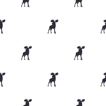 Moose pattern.