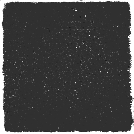 Distressed black overlay texture. Grunge background. Abstract halftone illustration.