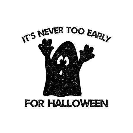 Halloween graphic print for t shirt, costumes and decorations.