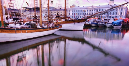 The annual Helsinki Baltic Herring fair is taking place each year in the beginning of October in the Market Square. Herring market in Helsinki has been organized contigously from 1743. Editorial
