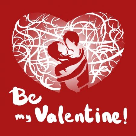 meant: Be My Valentine Ci sono destinate ad essere essere parole mie che diciamo quando in amore