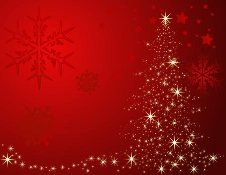 Christmas tree Stock Vector - 3663130