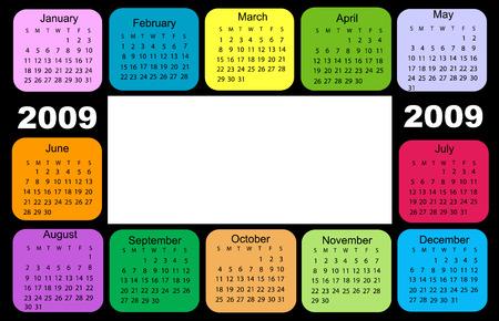 169 Gregorian Calendar Stock Vector Illustration And Royalty Free ...