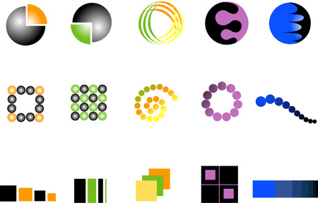 Collections of different signs Stock Vector - 3903998