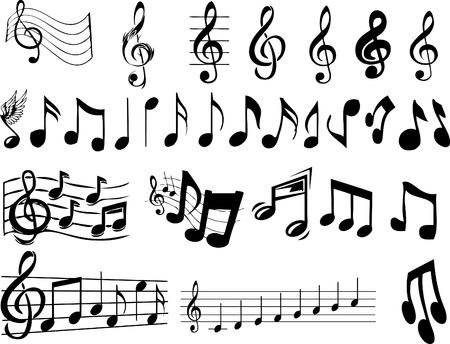 violinschl�ssel: Musik Noten