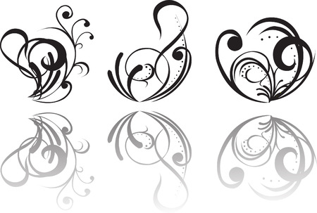 Abstract tattoo Stock Vector - 4562811