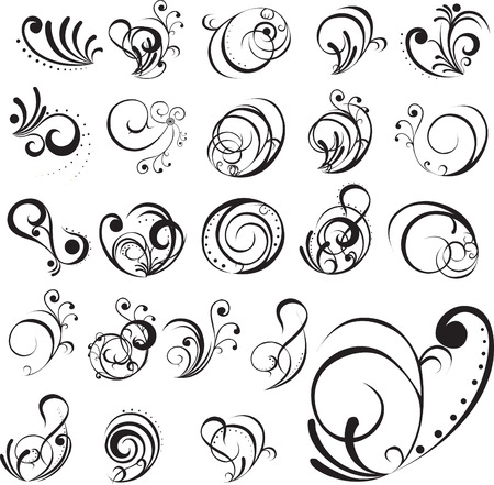 Abstract tattoo Stock Vector - 4611964