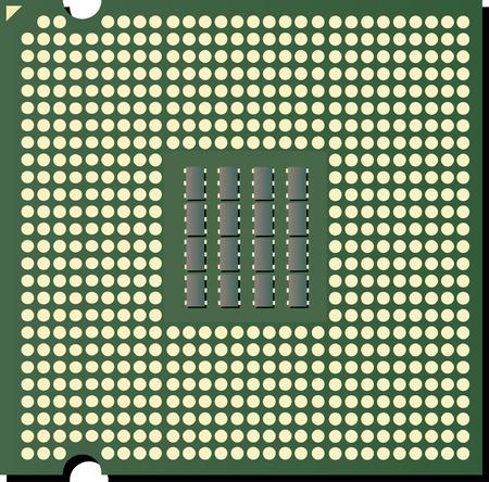 vector CPU chip Vector