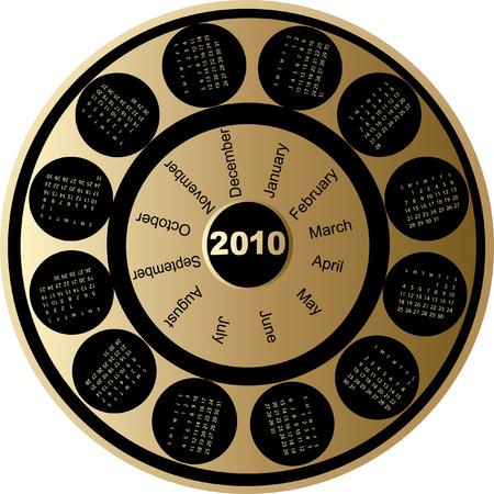 almanac: Calendar, 2010