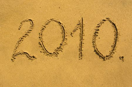 2010 in the sand photo