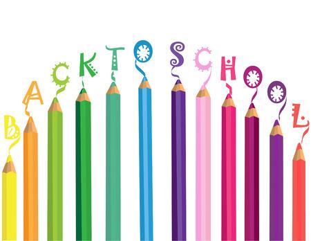 Back to school Stock Vector - 5316085