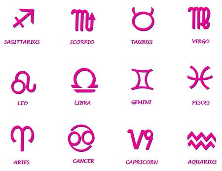 Horoscope Vector