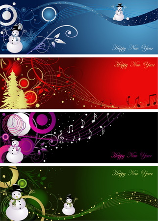 New Year decoration Stock Vector - 5359260