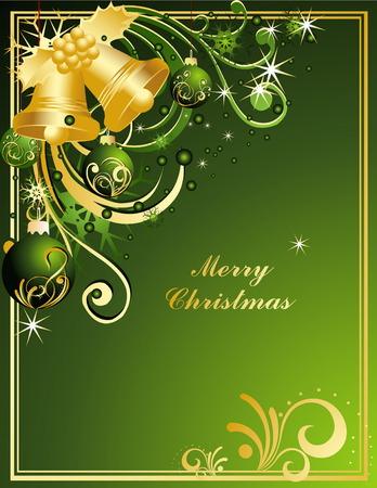 Merry Christmas Stock Vector - 5448616