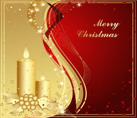 Merry Christmas Stock Vector - 5774615