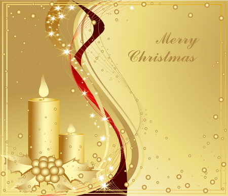 Merry Christmas Stock Vector - 5774611