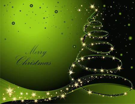 snow wreath: Merry Christmas