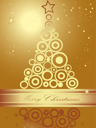 Christmas tree Stock Vector - 5953119