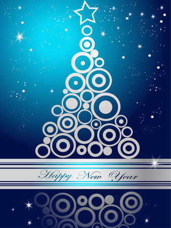 Happy New Year Stock Vector - 5953122
