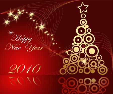 Happy New Year Stock Vector - 5953117