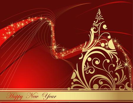 Happy New Year Stock Vector - 5953130