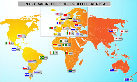 world group: 2010 World Cup South Africa