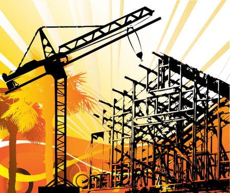 bouwkraan: Constructie-objecten