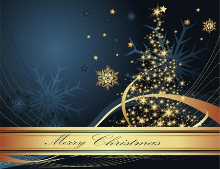 Merry Christmas Stock Vector - 7211343