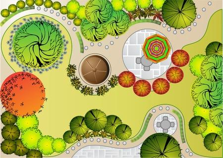 조경 및 정원 계획