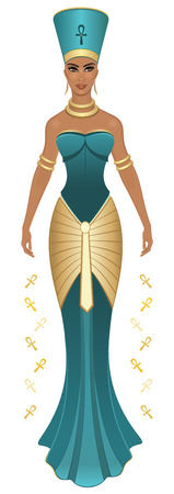 egyptian culture: Nefertiti