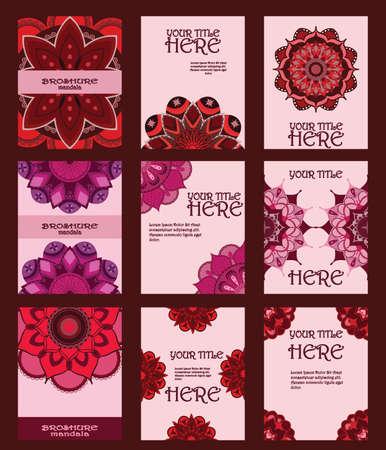 mandala: Mandala brochures