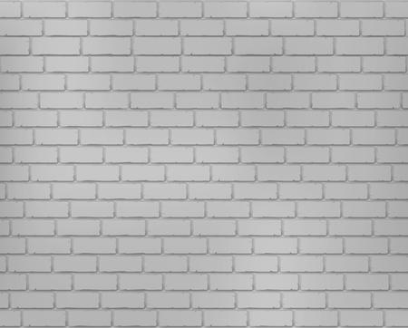 Brick wall. Vector texture. Mesh technique. Illusztráció