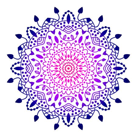 mandala tattoo: Background mandala Illustration