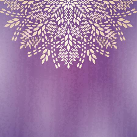 Background mandala