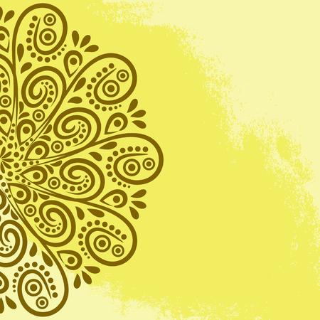 henna tattoo: Background mandala  chakra mandala kaleidoscope medallion yoga india henna hands henna pattern henna design mehndi arabic henna flower background floral design flowers vintage retro
