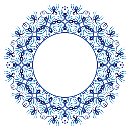 Islamic Frame Design Circle Abstract Pictures | www.picturesboss.com