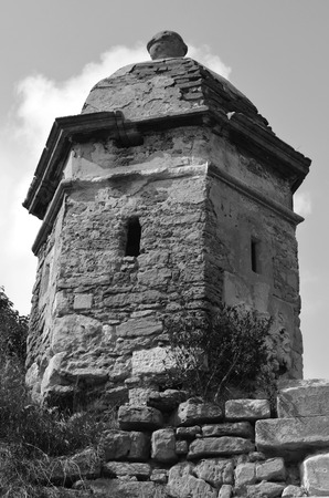 massy: Old Castle Fortress Tower