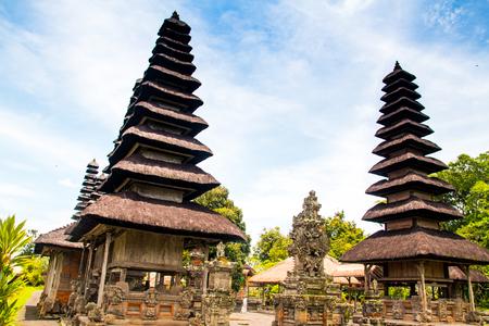 taman: Pura Taman Ayun Temple in Bali, Indonesia Stock Photo