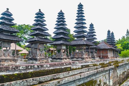 pura: Pura Taman Ayun, Balinese Style, Indonesia
