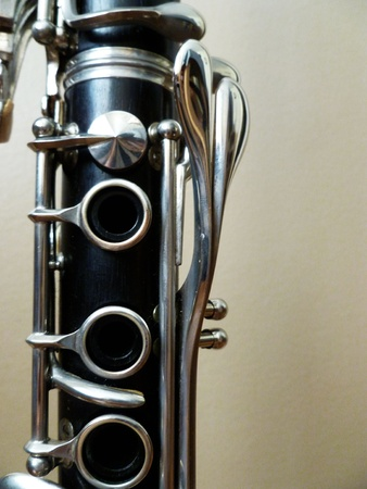 A close up of the three bottom keyholes. Stock Photo - 10295015