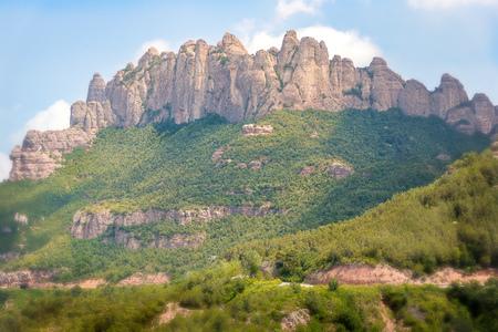 Incredible Mountain Range