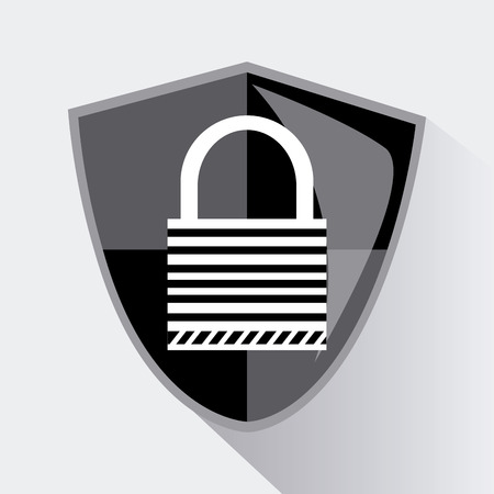 detected: Security system concept with insurance icons design, vector illustration   graphic. Illustration