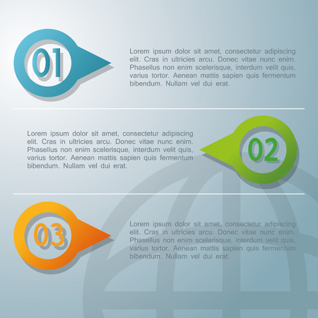 demographics: Infographic concept with icon design