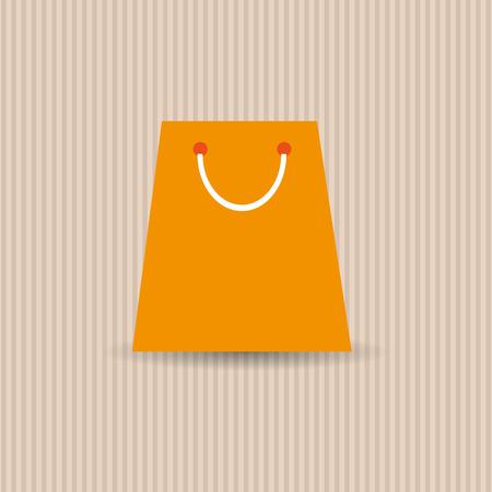 Shopping concept with icon design, vector illustration 10 eps graphic. Illusztráció