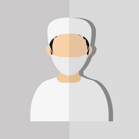 medische concept met design icoon Vector Illustratie