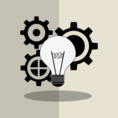 mobile operators: technical service concept withicon design, vector illustration 10 eps graphic.