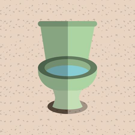 bathroom design: Bathroom concept with icon design